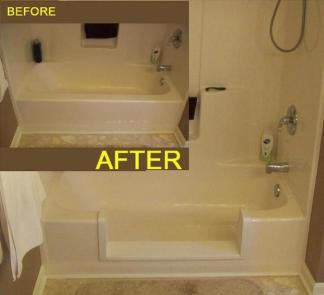 Tub To Shower Conversions, Handicapped Shower Conversions ...